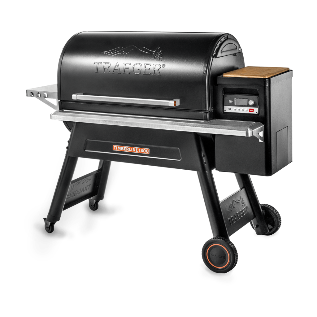 Simply Decks & Stuff - Deckman BBQ | Traeger Timberline 1300
