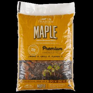 Simply Decks & Stuff - Deckman BBQ | Maple Pellets