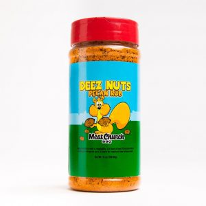 Deckman BBQ - Meat Church | Deez Nuts Honey Pecan